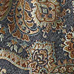 Biltmore Bedding: Blue Biltmore CHARITY KING CSET