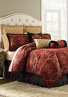 Biltmore EDWARDO 4 PIECE KING COMFORTER SET