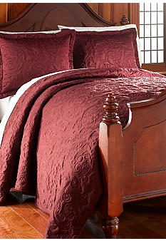 Biltmore® For Your Home Legacy Coverlet Collection