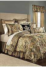 Prexy King Comforter Set 110-in. x 96-in. with Shams 20-in. x 36-in.