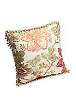 Festival Floral Chintz Square Pillow 20-in. x 20-in.