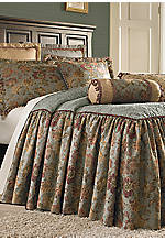 Triumph King Bedspread 130-in. x 109-in. with King Shams 20-in. x 36-in.
