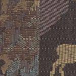 Bed & Bath: Duvet Covers Sale: Green/Brown American Century Home DENALI KG SHAM SAGE