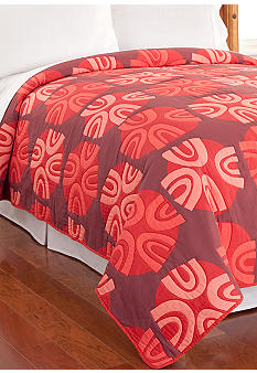 Angela Adams Sand Dollar Quilt - Online Only