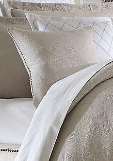 Biltmore Mansion Square Decorative Pillow