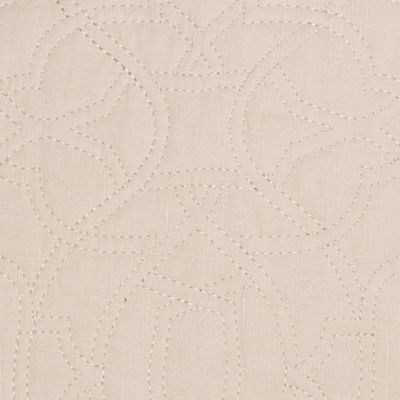 Beach Bedding: Beige Biltmore SANCTUARY QUILTED DEC 12 X 18 KHAKI