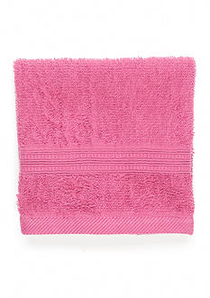 Home Accents Soft Essentials Washcloth- Set of 3