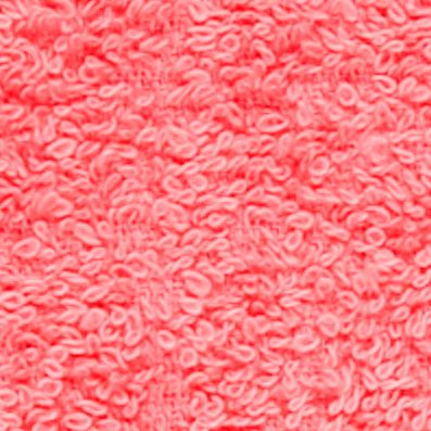 Solid Towels: Coral Swin Home Accents Soft Essentials Washcloth- Set of 3