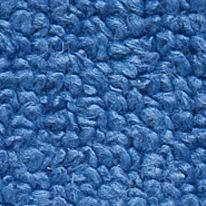Solid Towels: Azure Blue Home Accents HA INIFINITE HAND