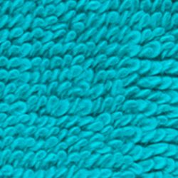 Solid Towels: Turquoise Home Accents HYGRO CTN BATH
