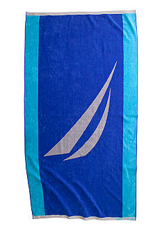 Nautica Sail Beach Towel