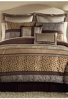 Madison Home Lira 8-Piece Comforter Set