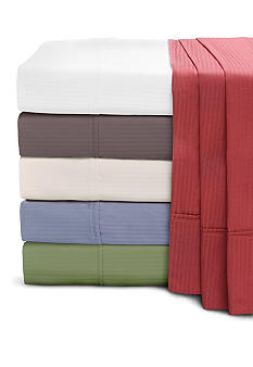 Home Accents 400 Thread Count Damask Stripe Sheet Sets