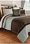 Home Accents® Valentino 8-Piece Luxury Bedding Collection