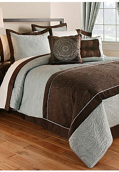Home Accents Valentino 8-piece Luxury Bedding Collection