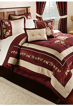 Home Accents Calais 8-piece Luxury Bedding Collection