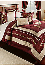 Calais Queen Comforter Set 90-in. x 94-in.