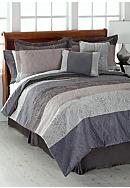 Home Accents® Grantham 8-piece Bedding Collection