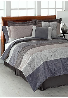 Home Accents Grantham 8-piece Bedding Collection