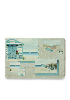 Bacova Beach Cruiser Bath Rug