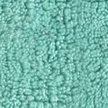 Bathroom Rugs Clearance: Pastel Turquoise Jessica Simpson JS PENELOPE 21X34 WHT