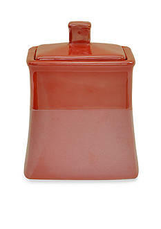 Jessica Simpson KENSLEY CORAL COTTON JAR