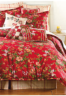 MaryJane's Home American Rose 12-piece Bedding Set