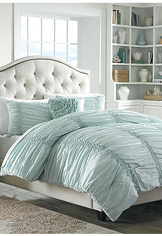 MaryJane's Home Cotton Clouds Blue Bedding Collection