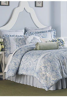 MaryJane's Home Pretty in Paisley Bedding Collection - Online Only