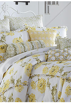 MaryJane's Home Watercolor Floral Bedding Collection - Online Only