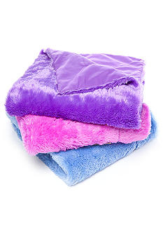 Teen Vogue Fur Throw - Online Only