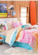 Teen Vogue Malibu Surfer Bedding Collection-On Line Only