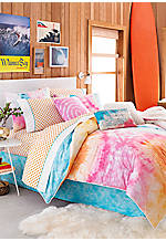 Malibu Surfer Twin Bedskirt