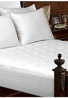 Biltmore For Your Home 500 Thread Count Legacy Allergen Reduction Mattress Pad
