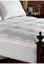 Chateau Queen Mattress Pad 60-in. x 80-in.
