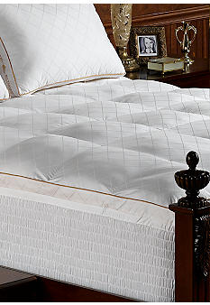 Biltmore® For Your Home 600 Thread Count Chateau Gusseted Mattress Pad