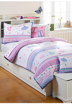 J Khaki Time to Dance Bedding Collection