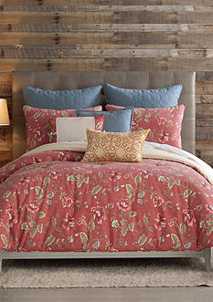 Home Accents Cornelia Full/Queen Reversible DuvetSet