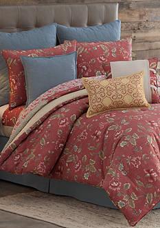 Home Accents Cornelia Reversible Twin/Twin XL Comforter Set