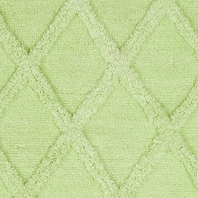 Home Accents Rug Collection: Arwen Green Home Accents DMD TEX CTN RUG SUNL