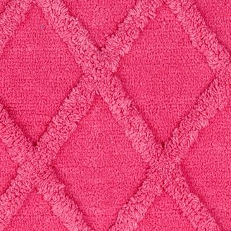Home Accents Rug Collection: Pink Miami Home Accents DMD TEX CTN RUG SUNL