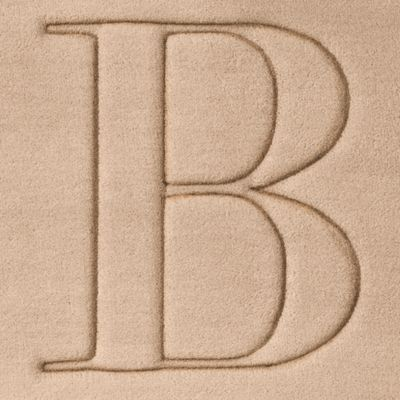 Home Accents Rug Collection: B Home Accents MONOGRAM MF MAT G