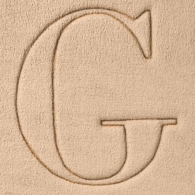 Home Accents and Decor: G Home Accents MONOGRAM MF MAT R