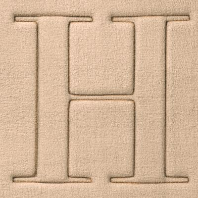 Home Accents and Decor: H Home Accents MONOGRAM MF MAT R