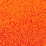 Solid Towels: Summer Orange Ralph Lauren Wescott Washcloth 13-in. X 13-in.