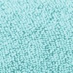 Solid Towels: Poolside Blue Ralph Lauren Wescott Washcloth 13-in. X 13-in.