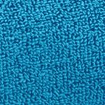 Solid Towels: St. Tropez Blue Ralph Lauren Wescott Washcloth 13-in. X 13-in.