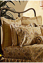 Tan Marrakesh Euro Sham- 26-in. x 26-in.