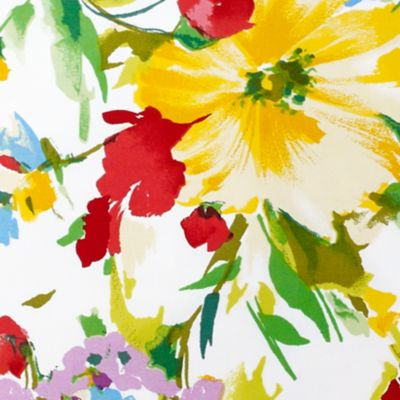 Floral Bedding: Multi Ralph Lauren WH FLORAL RL EURO SHAM