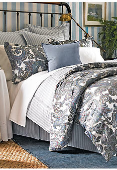 Lauren Ralph Lauren Home Harbor Island Paisley 4-piece Bedding Collection
